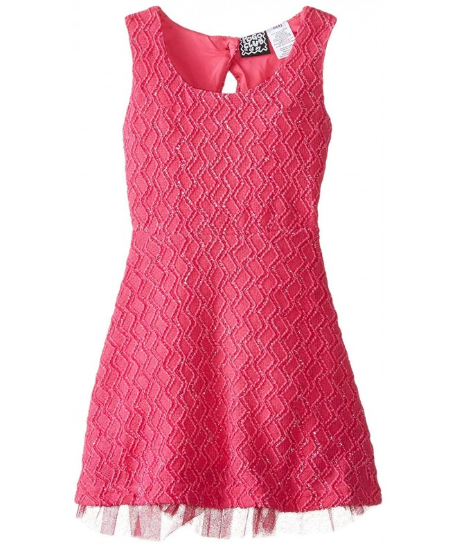 Pogo Club Little Girls Dress