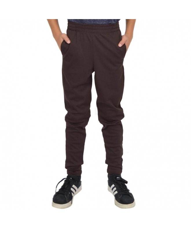 Stretch Comfort Boys Slim Jogger