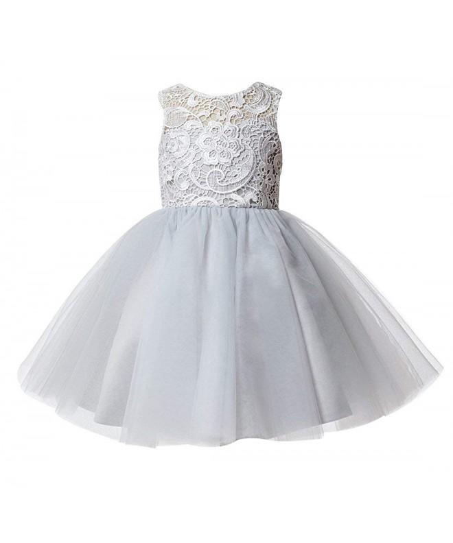 princhar Flower Wedding Dresses Little