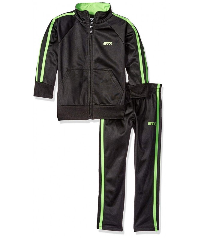 STX Boys Tricot Jacket Matching