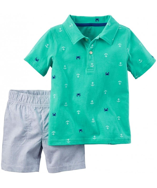 Carters Boys Playwear Sets 249g124