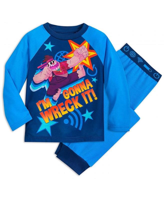 Wreck Ralph Disney Pajama Kids