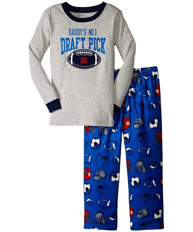 Carters Boys Pc Fleece 347g167