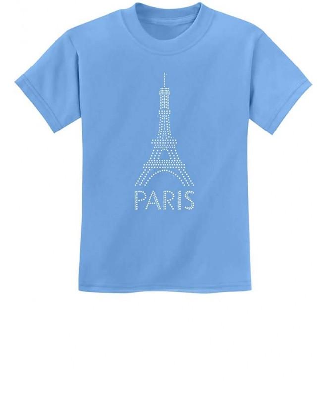 Tstars Eiffel Bastille Patriot T Shirt