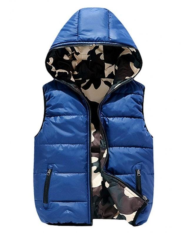 Mallimoda Lightweight Hooded Puffer Waistcoat