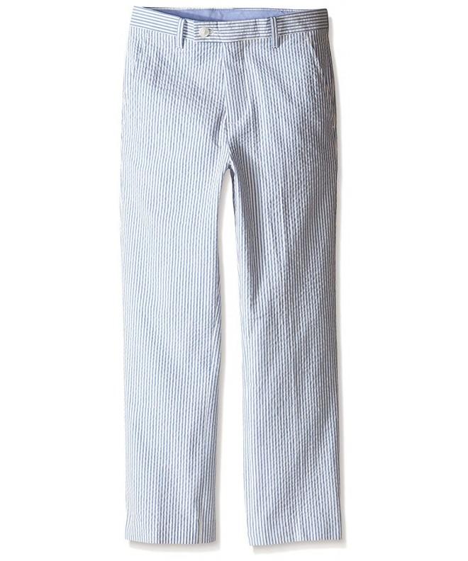 Nautica Boys Seersucker Stripe Pant