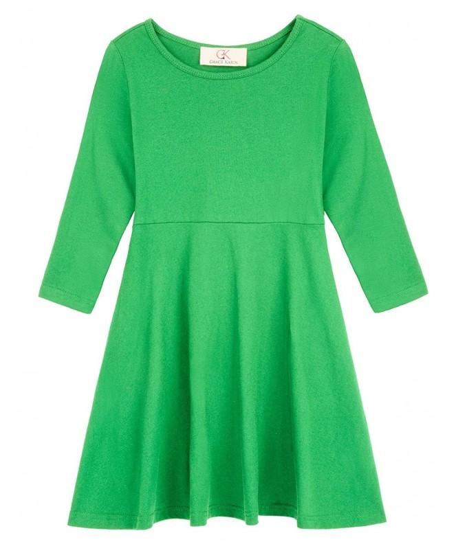 GRACE KARIN Sleeve Cotton CL010628