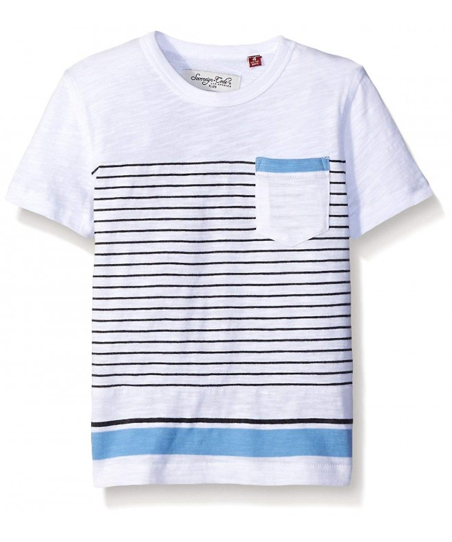 Sovereign Code Short Sleeve Striped