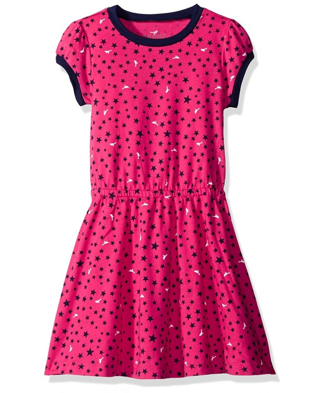 Scout Ro Girls Short Sleeve Printed