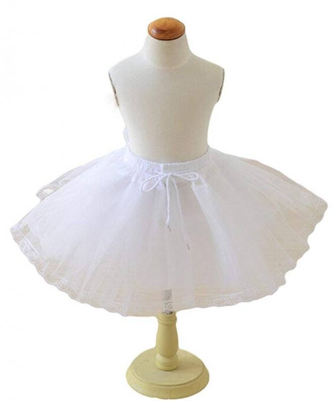 Sweetdress Flower Crinoline Petticoat Skirt
