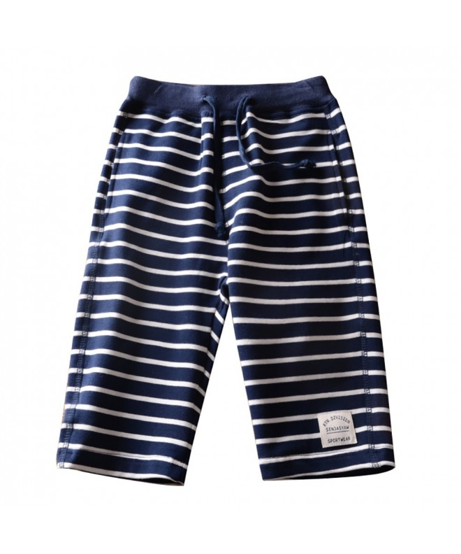 Abalaco Cotton Stripe Active Casual