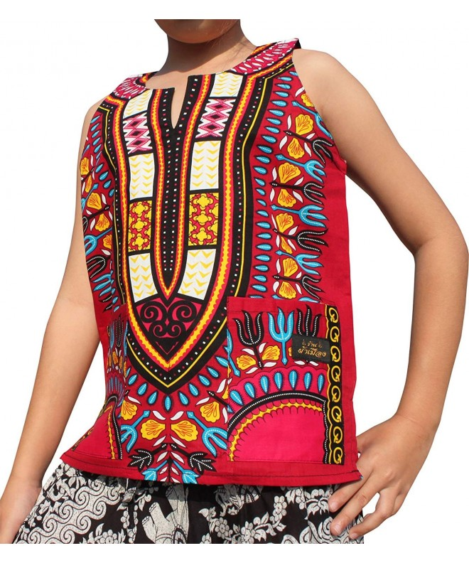 Raan Pah Muang Dashiki Childrens