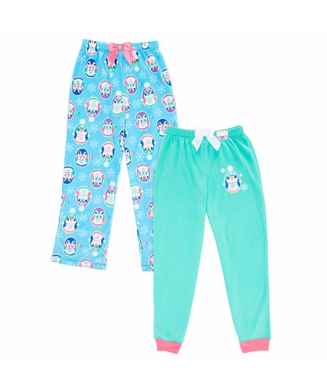 St Girls Sleep Pant 2 pack
