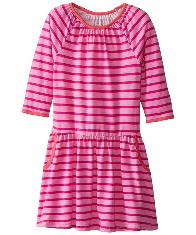 Marmellata Girls Striped Pocket Dress