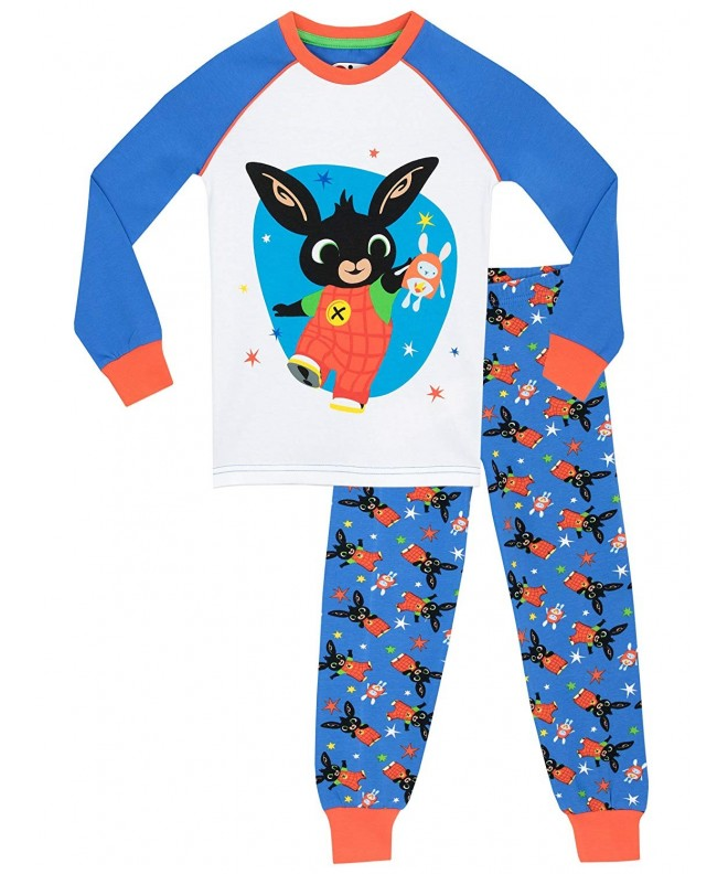 Bing Boys Pajamas Size 7