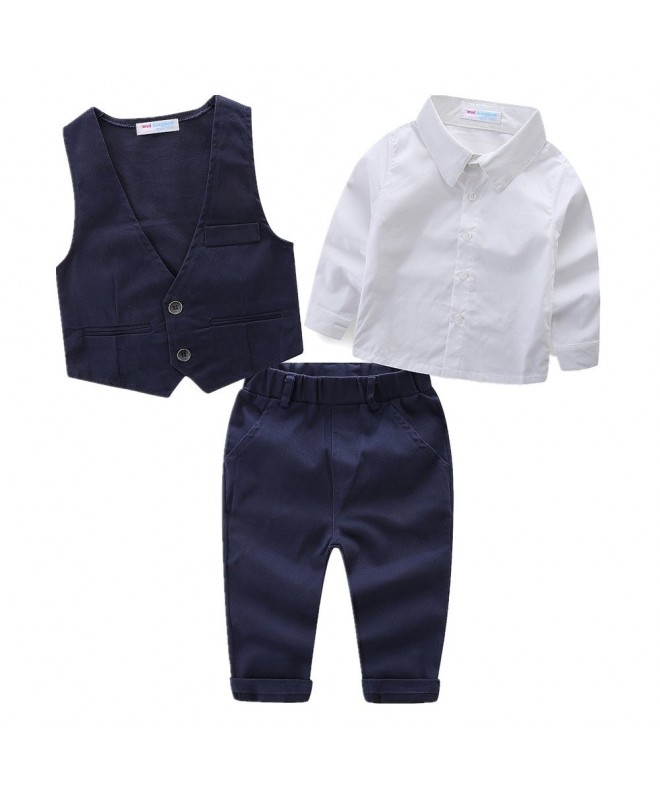 LittleSpring Little Pants Clothing Gentleman