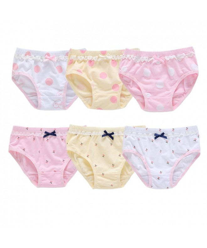 Orinery Toddler Underwear Cotton Assorted