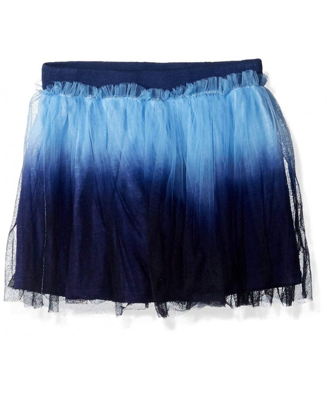 Flapdoodles Girls Skirt Short Under