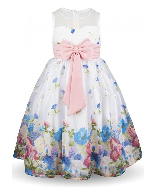 Aodaya Flower Petals Dress Dresses