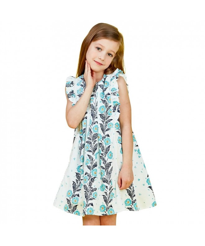 UGREVZ Girls Princess Dress Dresses