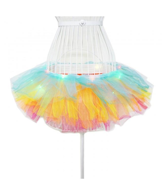 Bettli Girlss Vintage Petticoat Underskirt