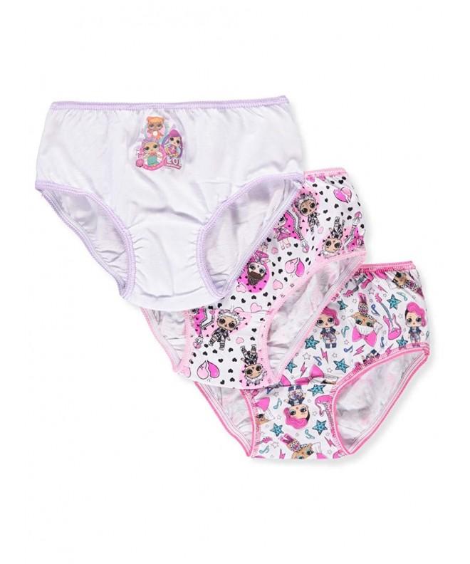 Surprise Little 3 Pack Bikini Panties