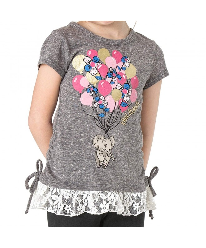 FashionxFaith Little Girls Shirts Tops
