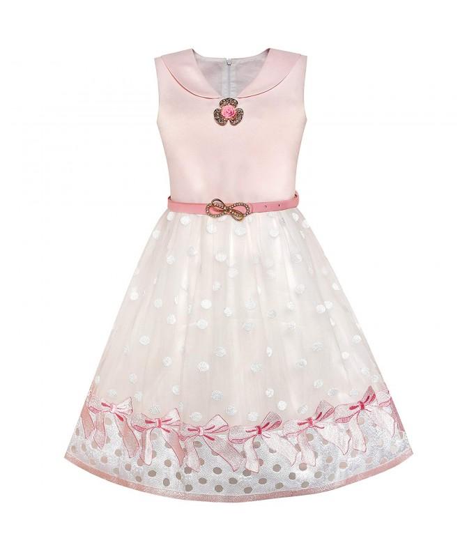 Sunny Fashion Sailor Collar Elegant