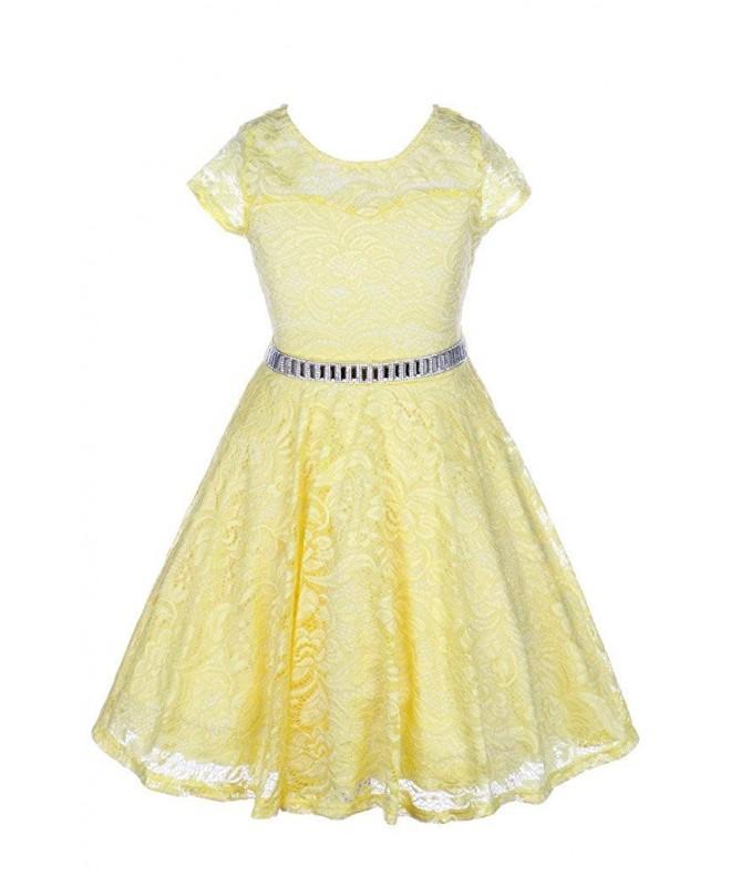 iGirldress Little Floral Dresses sizes2 14