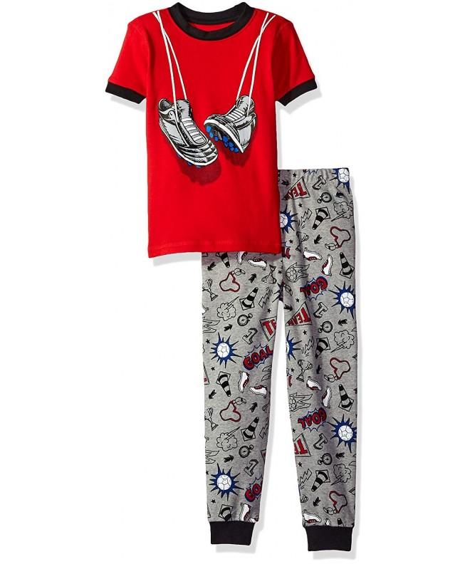 Petit Lem Soccer Cleats Pajama