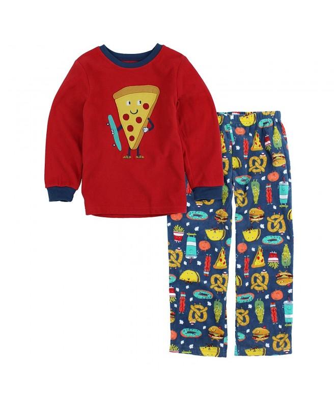 Carters Boys 2 Piece Fleece Pajama