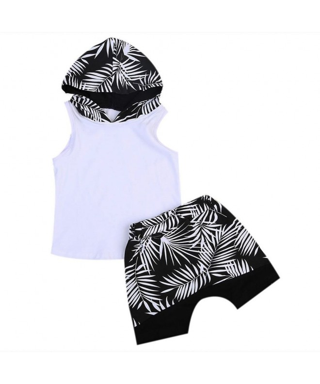 Scfcloth Clothes Toddler Hoodie Outfits