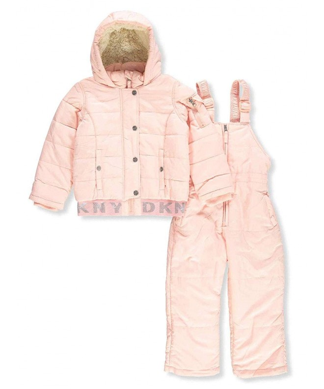 DKNY Toddler Girls Snow Suit