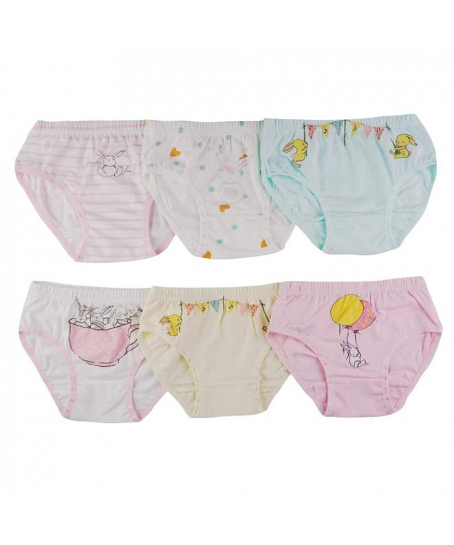 Orinery Rabbit Underwear Cartoon Toddler