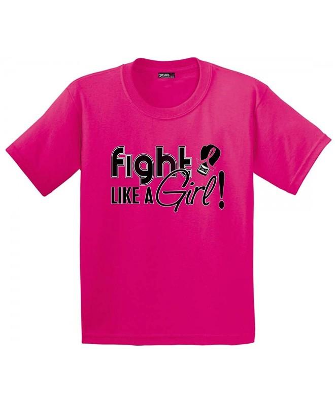 Fight Like Girl Signature T Shirt