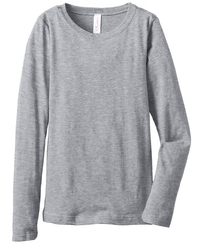 Girls Tween Sleeve Undershirt Sweatshirt