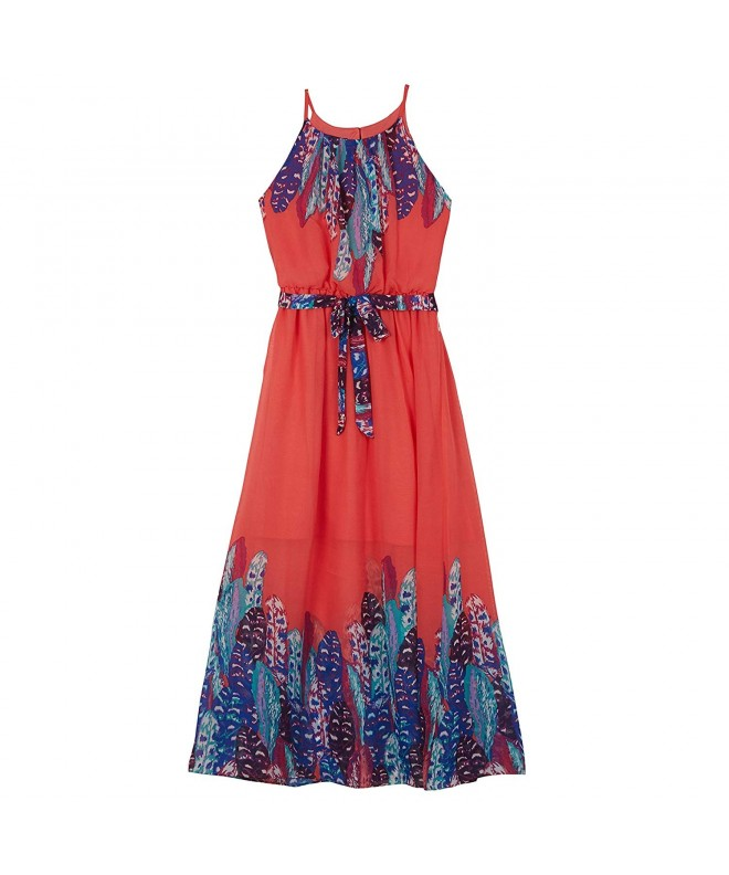 Amy Byer Girls Maxi Dress