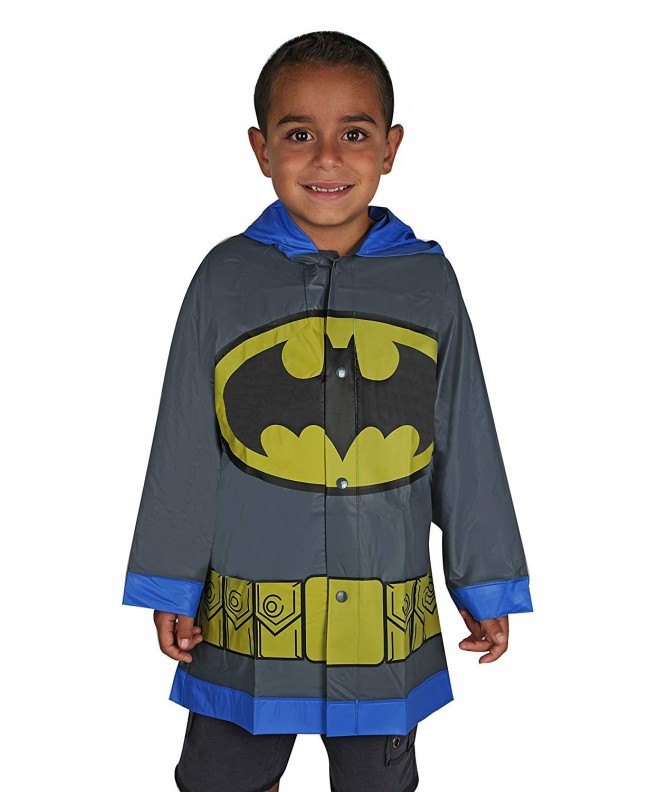 DC Comics Waterproof Outwear Slicker