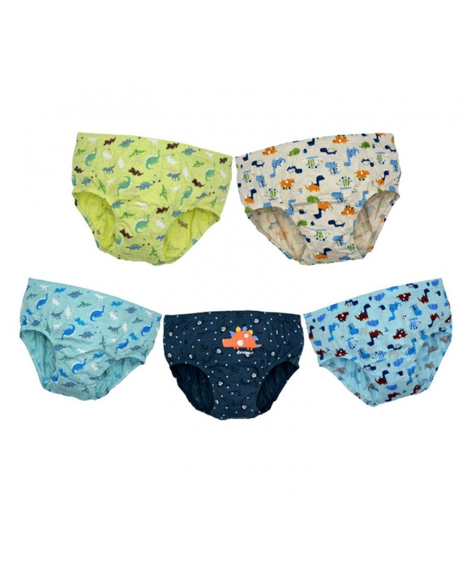 MiMi Baby Underwear Toddlers Printed Dinousars
