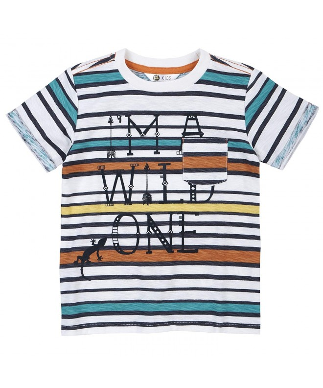Petit Lem Boys Onet Shirt Pocket