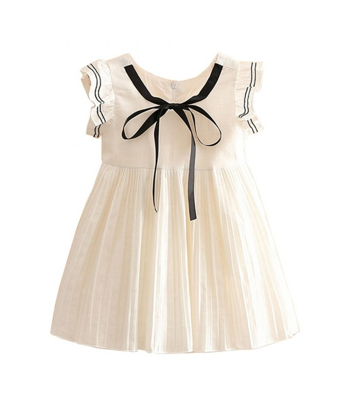 Mud Kingdom Preppy Dresses Butterfly