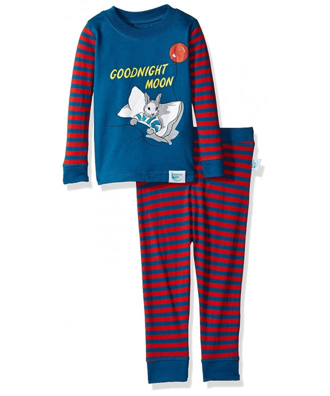INTIMO Boys Toddler Goodnight Bookjamas