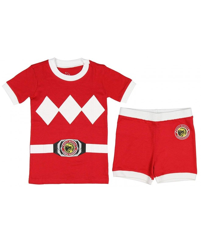 Rangers Toddler Character Cotton Pajamas