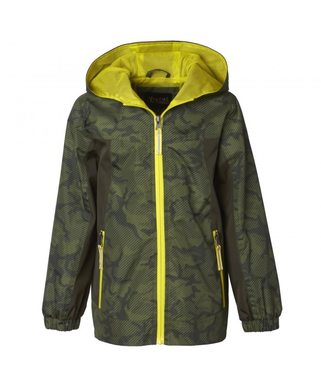 iXtreme Colorblock Windbreaker Jacket Ripstop