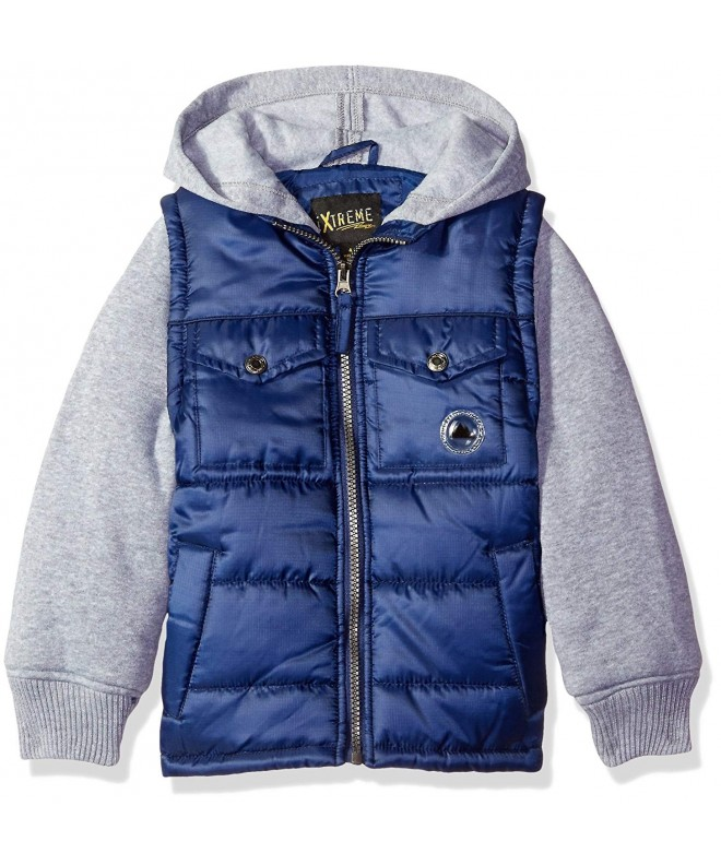 iXtreme Boys Ripstop Puffer Fleece