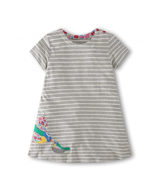 Gorboig Summer Cotton Sleeve Toddler