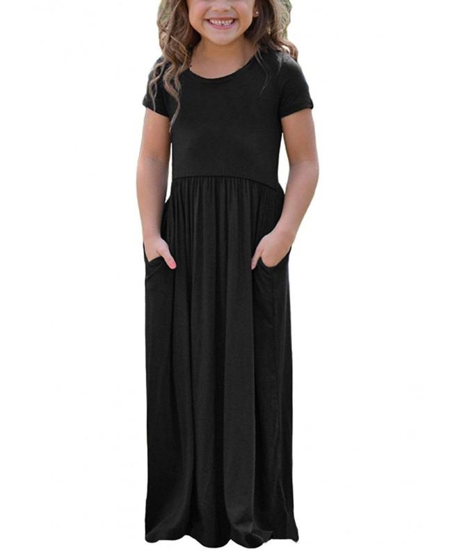 Chase Secret Sleeve Pocket Dresses