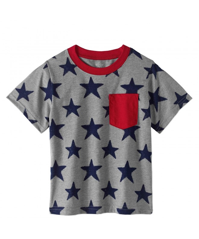 Assorted Toddler Short Sleeved Graphic