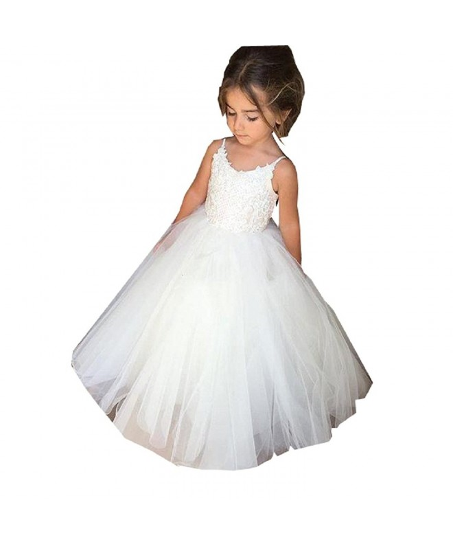 PLwedding Flower Girls Communion Dresses
