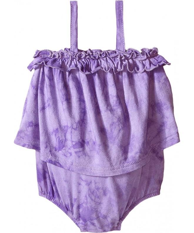 Splendid Littles Womens Tie-Dye Romper Infant